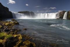 Island Gödafoss