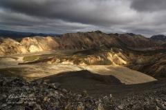Island Landmannalaugar