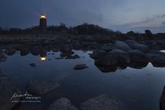 Leuchturm Svaneke Bornholm